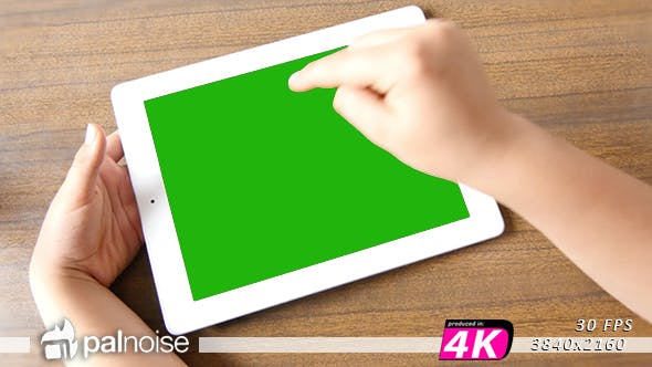 Thumbnail for Tablet Touch By Children 01
