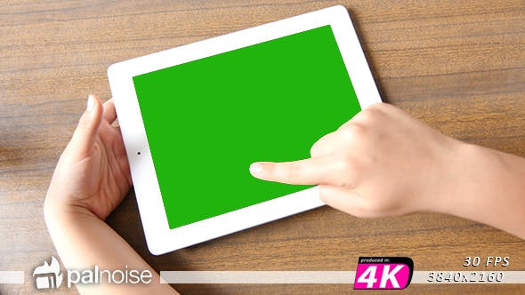 Thumbnail for Tablet Touch By Children 03