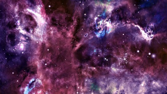 Cover Image for Abstract Space Nebulae Background