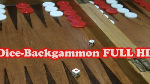 Dice-Backgammon