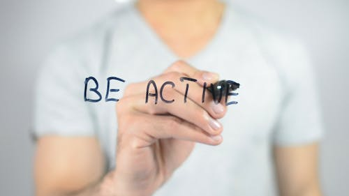 Be Active
