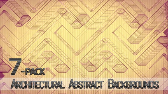 Thumbnail for Architectural Abstract Background