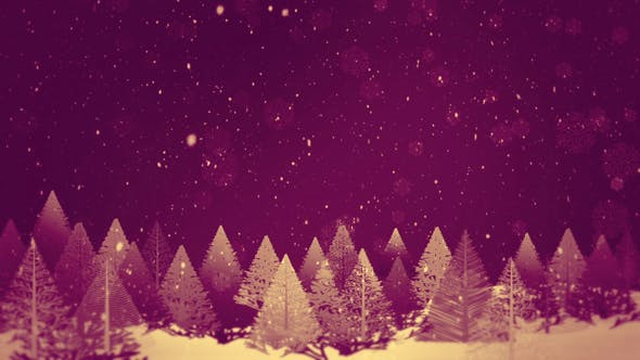 Thumbnail for Christmas Background Vintage Colors