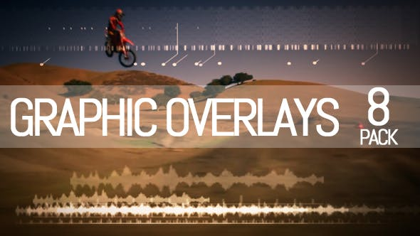 Thumbnail for Graphic Overlays Pack