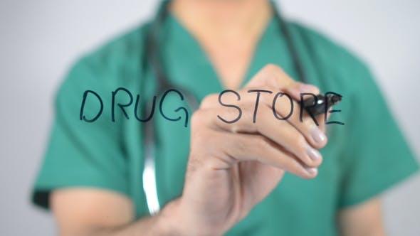 Thumbnail for Drug Store