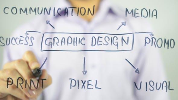 Thumbnail for Graphic Design, Clip Art Illustration Concept