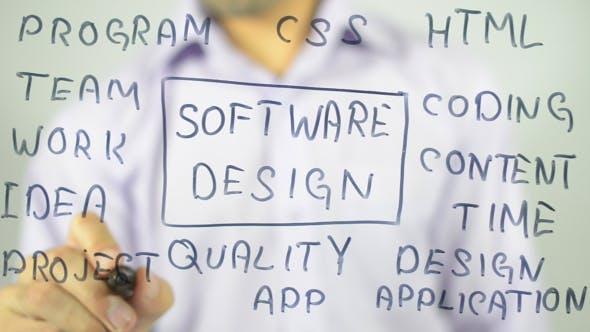 Thumbnail for Software Design, IllustratingConcept