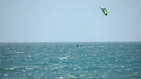 Thumbnail for Kite Surfer