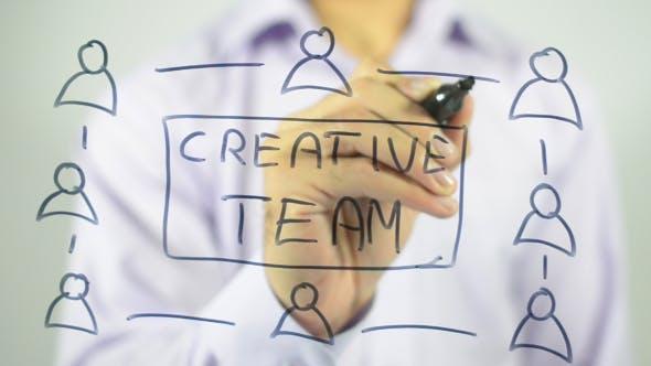 Creative Team , Concept Illustration