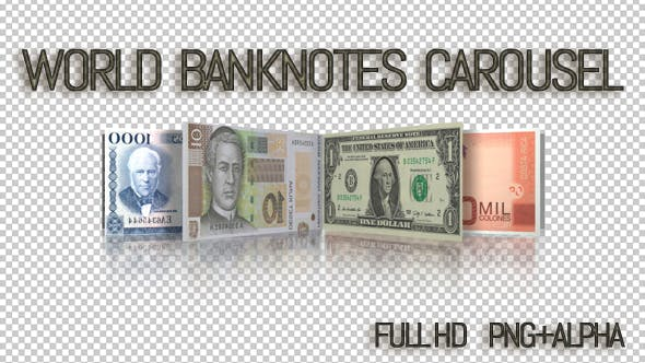 Thumbnail for World Banknotes Carousel
