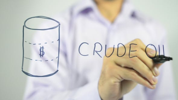 Thumbnail for Crude Oil Concept Illustration