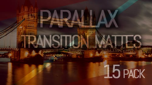 Parallax Trasitions - Mattes