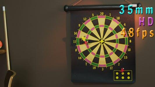 Thumbnail for Target Dartboard 02