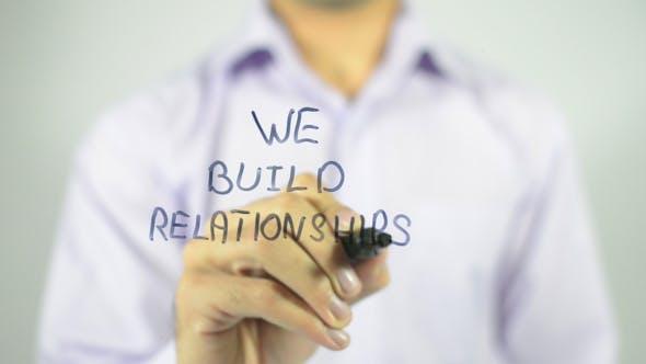Thumbnail for Wir bauen Beziehungen auf