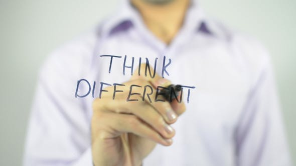 Thumbnail for Think different