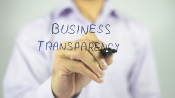 Thumbnail for Business Transparency