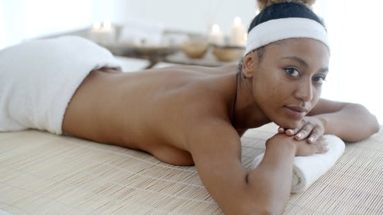 Thumbnail for Young Woman In Spa