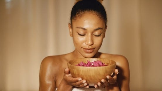 Thumbnail for Young Woman And Aromatherapy