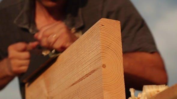 Thumbnail for Schritte zu einer Holzleiter
