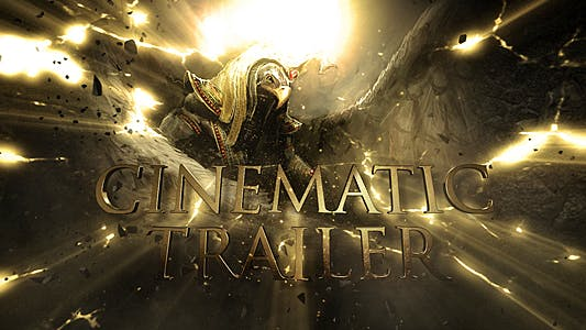 Thumbnail for Cinematic Trailer 4