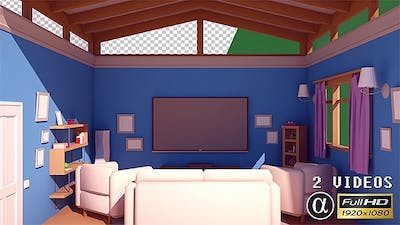 Cozy Room Transition - 2 Pack