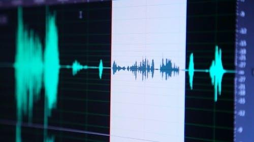 Waves Audio Sound Bearbeitung, Lautstärke