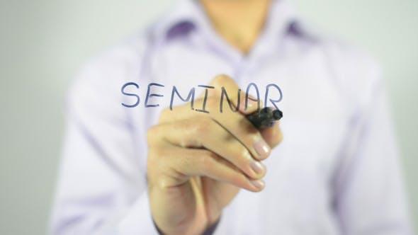 Thumbnail for Seminar