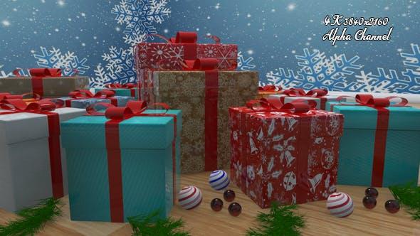 Gift Box Transition 4
