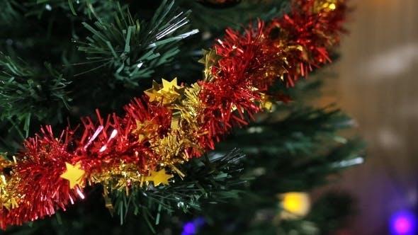 Thumbnail for Christmas Tree And Christmas Lights