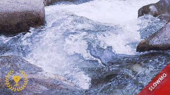 Thumbnail for River Running Slowly