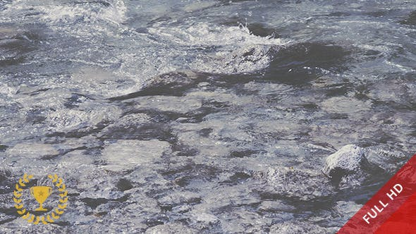 Thumbnail for Water Flowing and Rocks