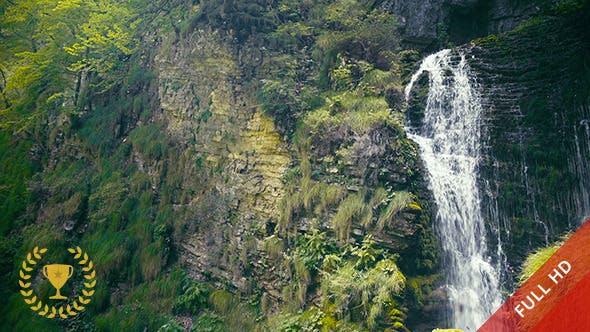 Thumbnail for Hidden Waterfall