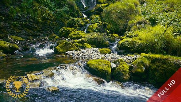 Thumbnail for Secret Waterfall
