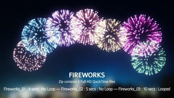 Thumbnail for Fireworks
