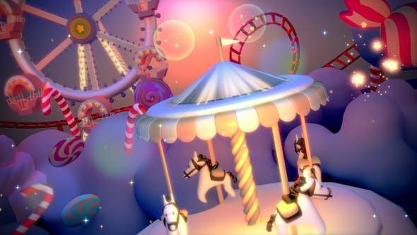 Thumbnail for Vintage Amusement Park