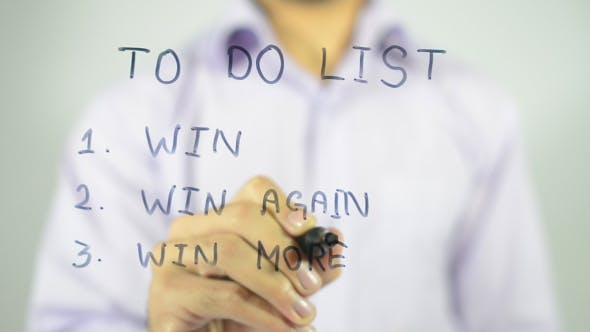 To Do List, Win and Win More