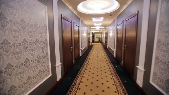 Thumbnail for Interior Corridor Hotel