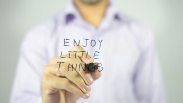 Thumbnail for Enjoy Little Things