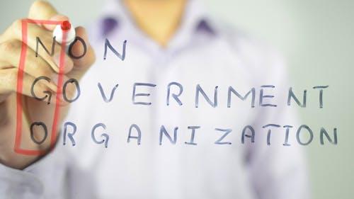 NGO, Non Government Organization