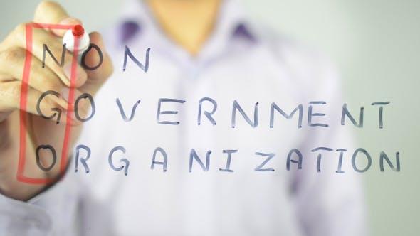 Thumbnail for NGO, Non Government Organization