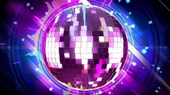 Thumbnail for Disco Ball Party