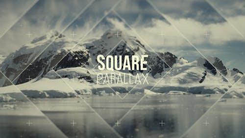 Flash Square Parallax Introducción