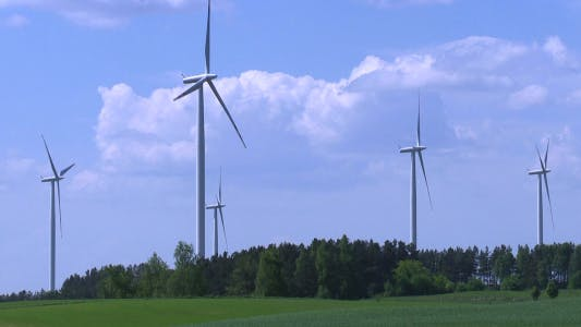 Thumbnail for Wind Farm Overview