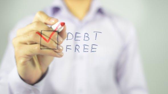 Thumbnail for Debt Free, Illustration