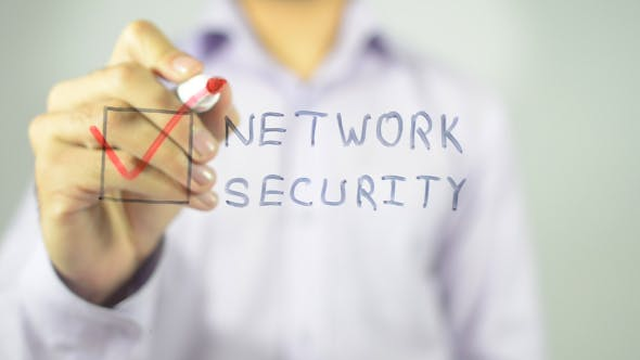 Thumbnail for Network Security, Illustration
