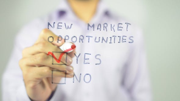 Thumbnail for New Market Opportunities