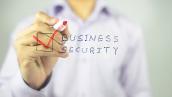 Thumbnail for Business Security, Illustration