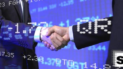 Handshake Stock Market
