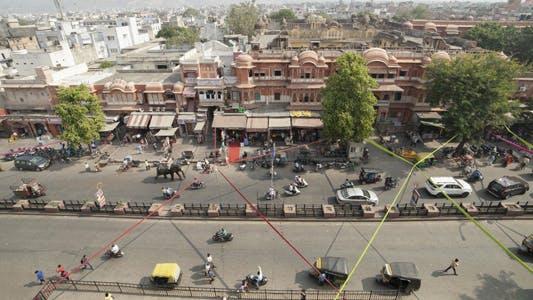 Thumbnail for Jaipur City Traffic