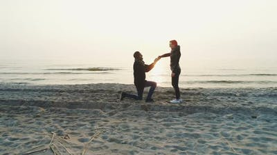 Wedding Engagement Proposal